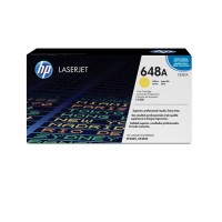 HP 648A Yellow Toner (CE262A)
