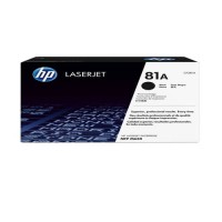 HP 81A BLACK  TONER (CF281A)