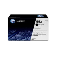 HP 55A Black Toner (CE255A)
